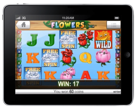 casino games for ipad